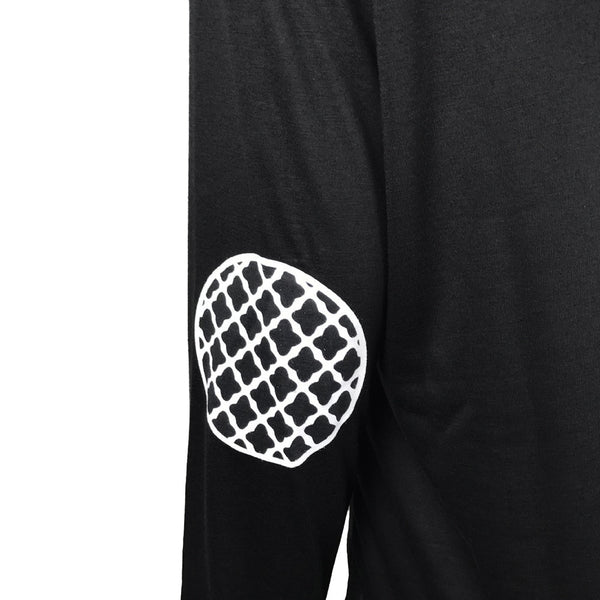 Paw Print Long Sleeves T-shirt - Cute Wayz