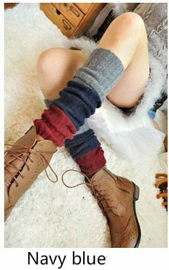 Cute Leg Warmers Socks in Various Colors - Cute Wayz