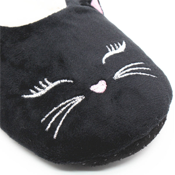 Cute Cat Indoor Slippers for Women - Cute Wayz