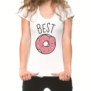 Best Friends T-shirts Print for BFF - Cute Wayz