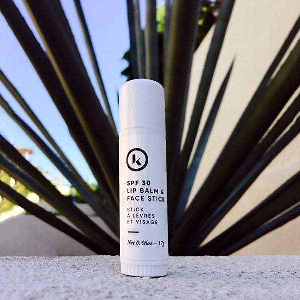 Lip Balm and Face Stick by Akt Therapy Skincare