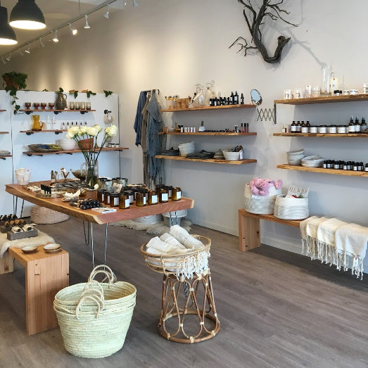 Harlow Atelier store in Vancouver