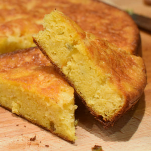 Jalapeno & Soured Cream Corn Bread