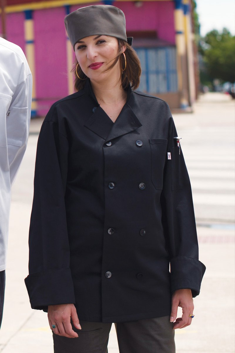 Uncommon Threads 0402 Classic Chef Coat