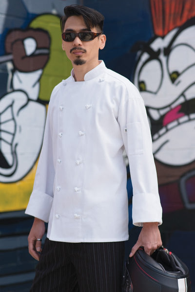 Mirage Chef Coat - by Uncommon Threads
