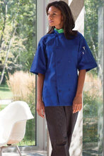 Uncommon Threads Short Sleeve Chef Coat