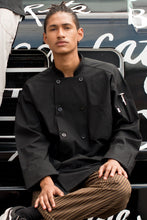 Uncommon Threads 0422 Classic Chef Coat with Mesh
