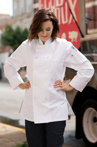 Uncommon Threads Chef Coat for Women
