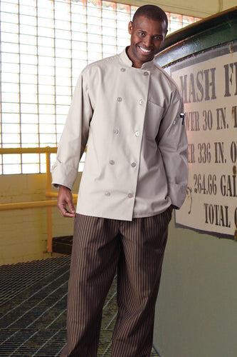 Orleans Chef Coat - by Uncommon Threads