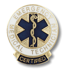 Prestige Medical Professional Emblem Pins