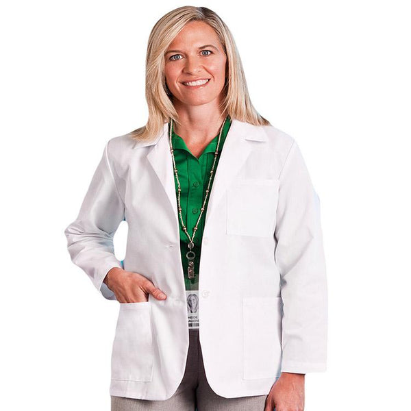 White Swan Meta Fundamentals Ladies 28 Consultation Labcoat
