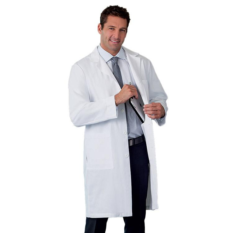 White Swan Meta Men's 38 Labcoat