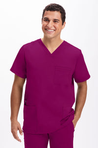 Healing Hands Purple Label 2331 Jake Men's Top