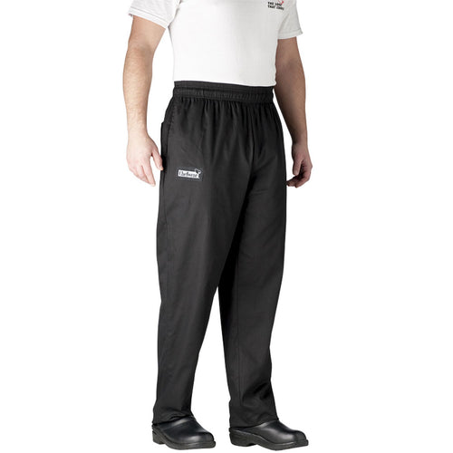 Chefwear CW3500 Ultimate Chef Pant - Black