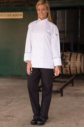 Uncommon Threads Straight Leg Chef Pant