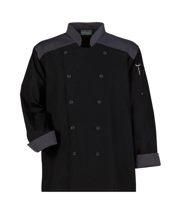 Happy Chef 508LS CookCool Chef Coat