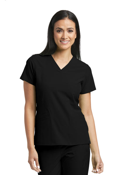 Barco One 5106 Women's Pulse Sporty V-Neck Scrub Top