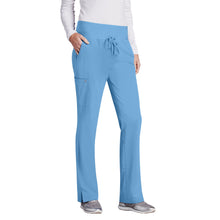 Barco One 5206 Women's Stride Yoga Straight Leg Cargo Pant - PETITE