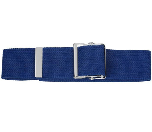 Cotton Gait Belt w/ Metal Buckle - by Prestige Medical