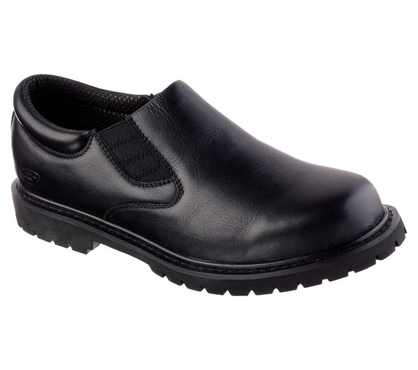 Skechers 77046 Goddard SR Men's Slip-On Shoe