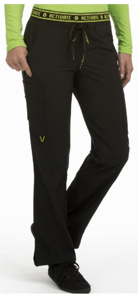 Med Couture Activate Flow Yoga Cargo Pant