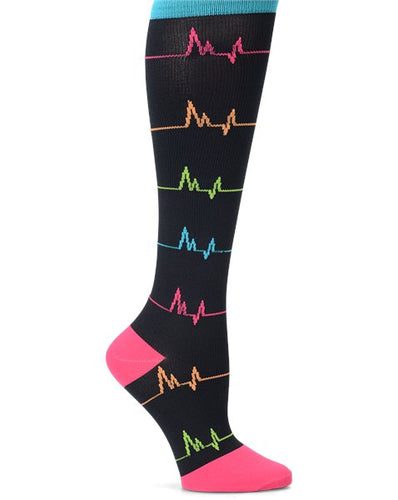NurseMates Compression Socks - EKG