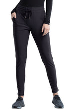 Cherokee Form CK095 Women's Mid-Rise Tapered Leg Scrub Pant - TALL