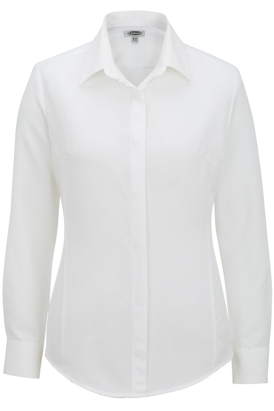 Ladies Batiste Cafe Shirt - by Edwards