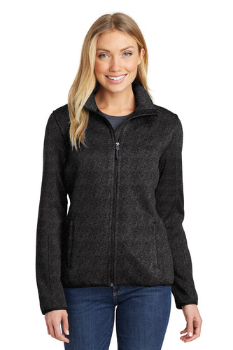 PA L232 Women's Sweater Fleece Jacket