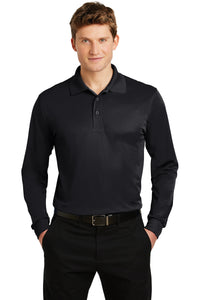 Sport-Tek ST657 Men's Long Sleeve Polo
