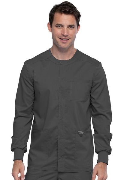 WW380 men's warmup jacket