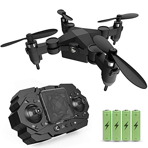Mini Folding Unmanned Aerial Vehicle (Camera not Included)