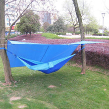 Load image into Gallery viewer, Rain Fly for Ultralight Hammock and Outdoors Shelters