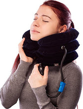 Load image into Gallery viewer, Air Neck Reliever | Inflatable Neck Pillows