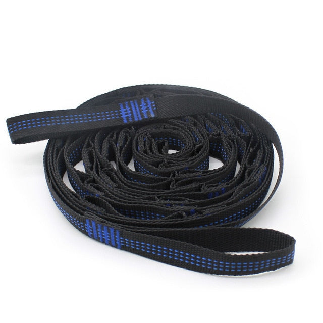 Premium Extension Straps for Ultralight Hammock