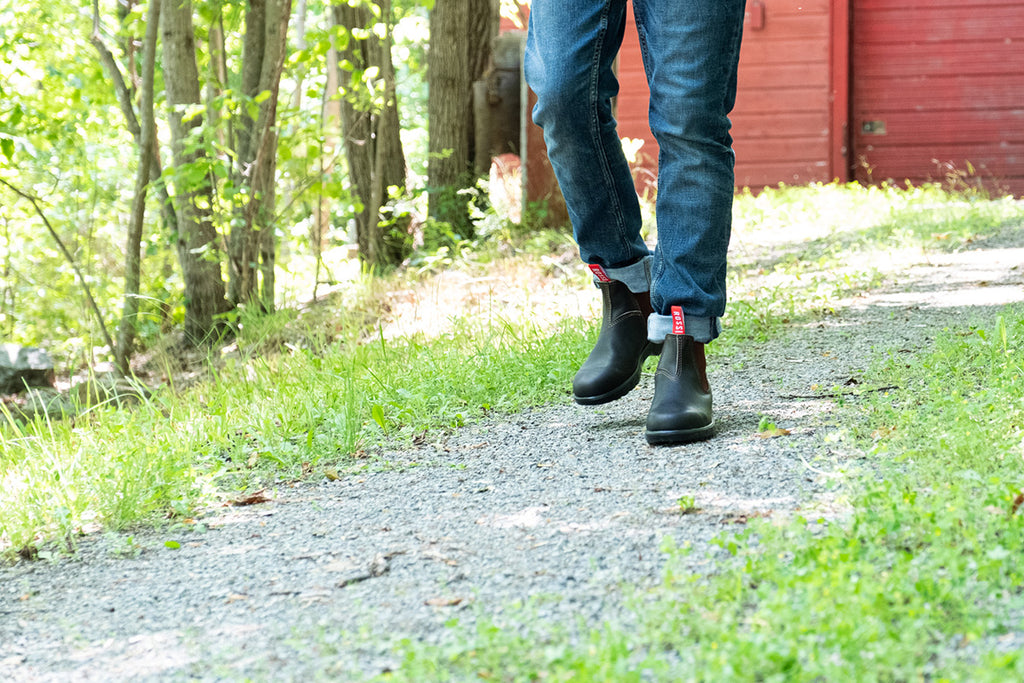 comfort in every rossi boot step