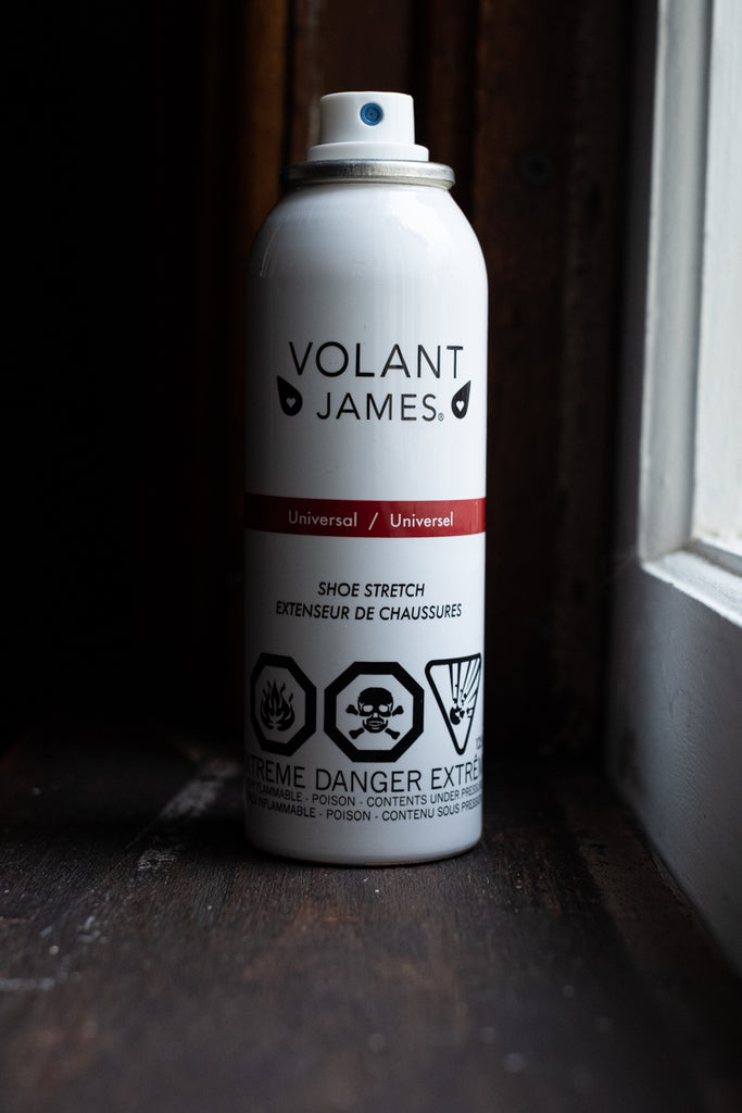 Volant James Universal Shoe Stretch Spray