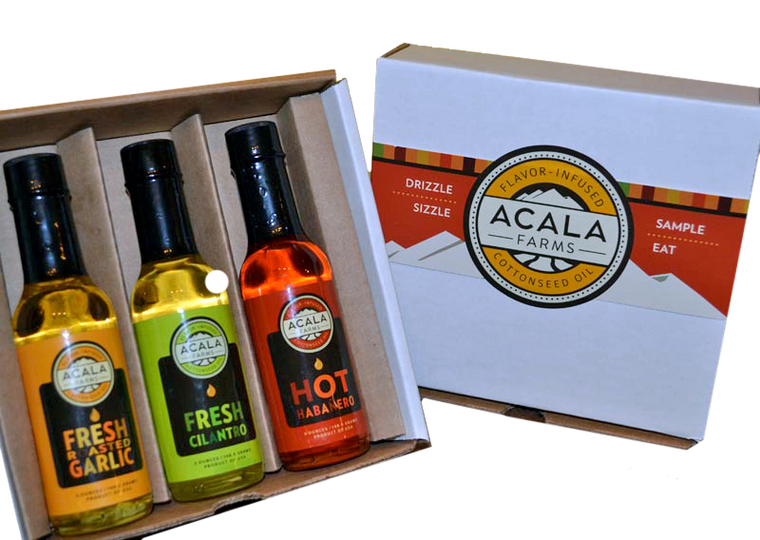 3-Bottle Gift Set