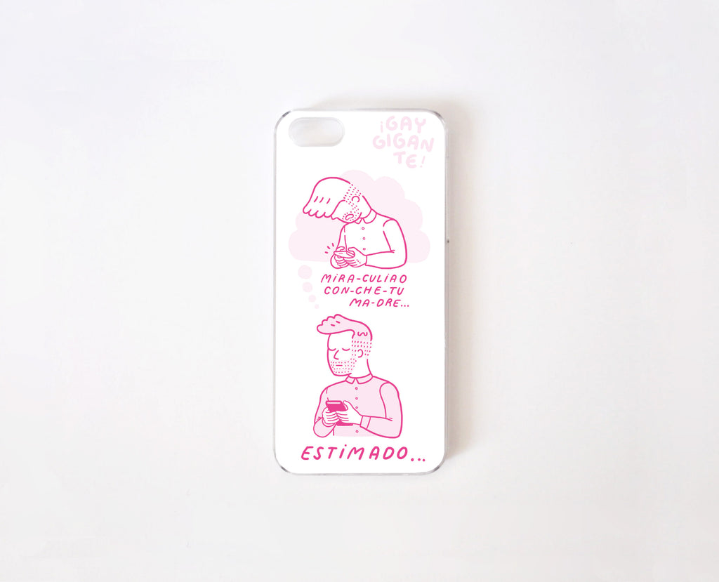 Estimado - Carcasa iPhone 5 - iPhone SE