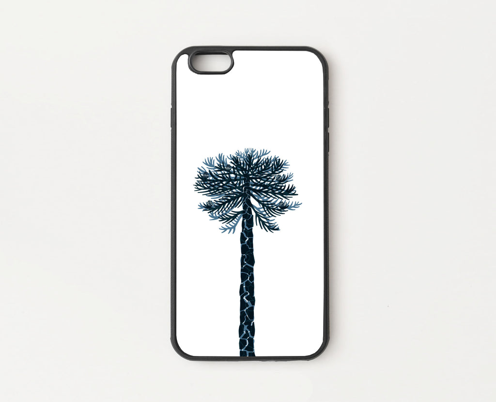 Araucaria Blanco - Carcasa iPhone 6 Plus