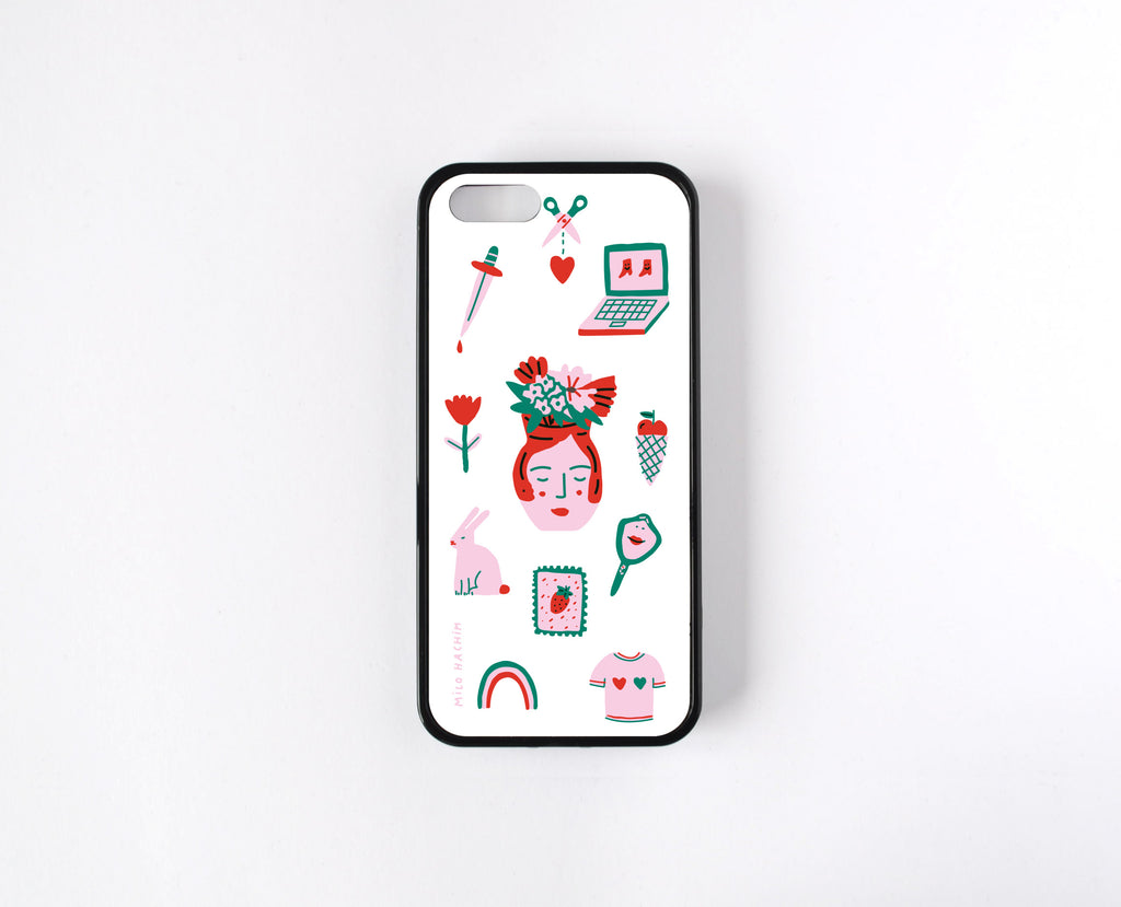 Pattern Milo - Carcasa iPhone 5 - iPhone SE