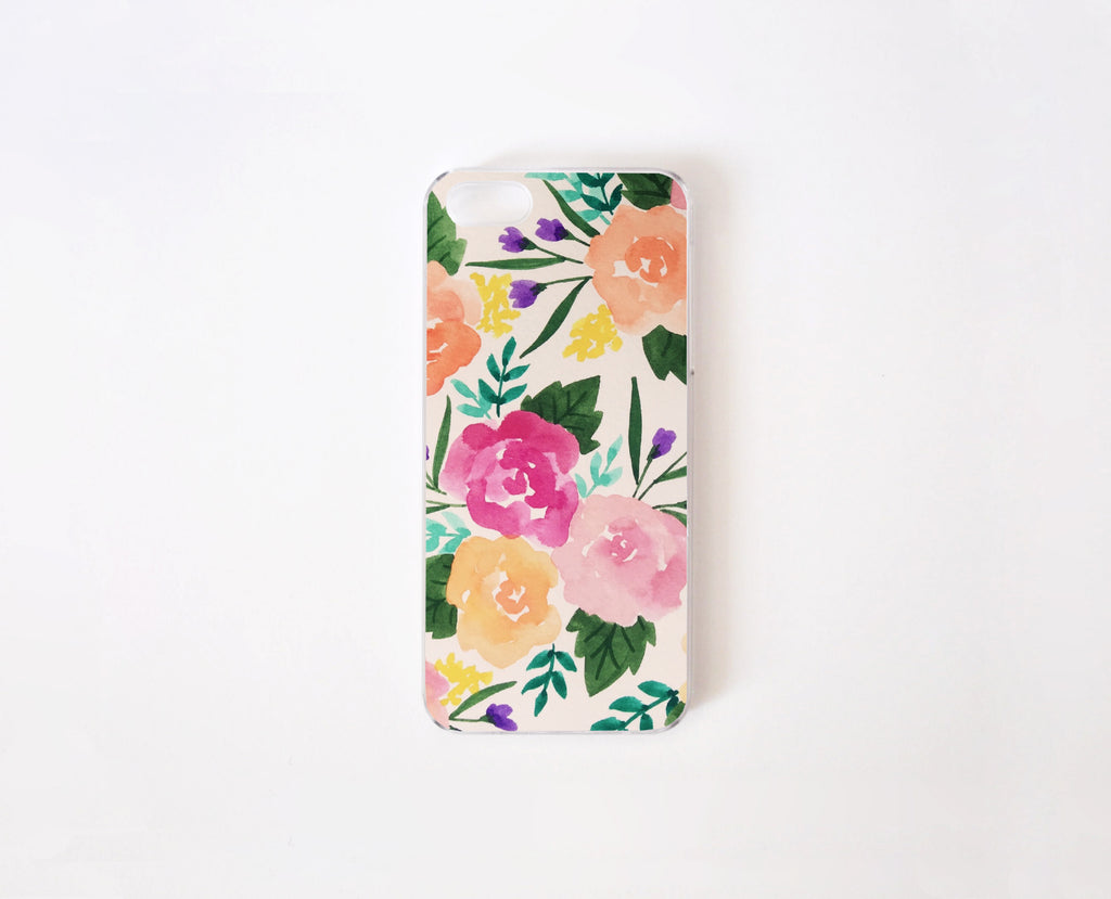 Terapia Floral - Carcasa iPhone 5 - iPhone SE