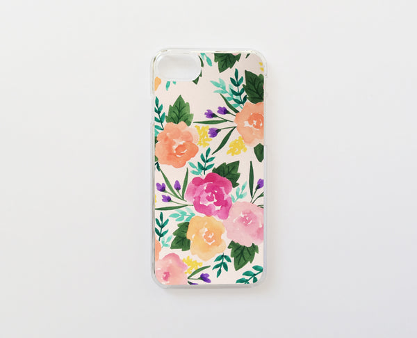 Terapia Floral - Carcasa iPhone 7 - iPhone 8 - SE 2020