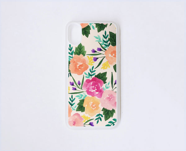 Terapia Floral - Carcasa iPhone X