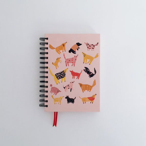 Bullet Journal – Perritos