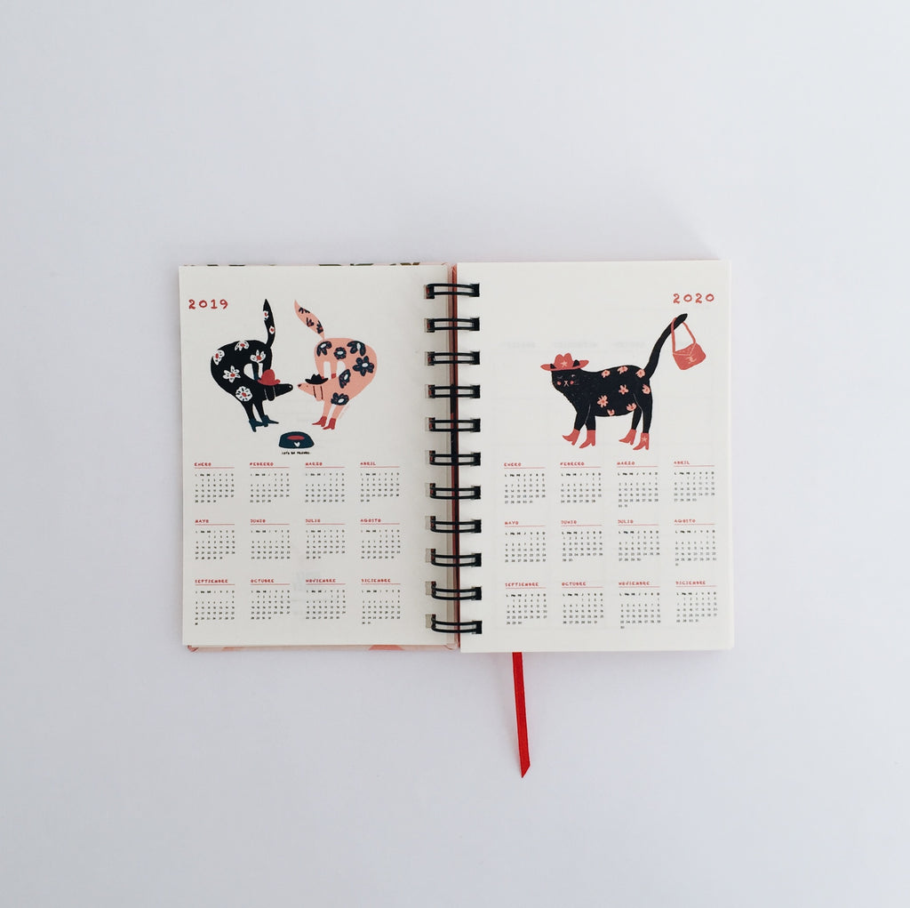 Mini Planner – Stay in bed