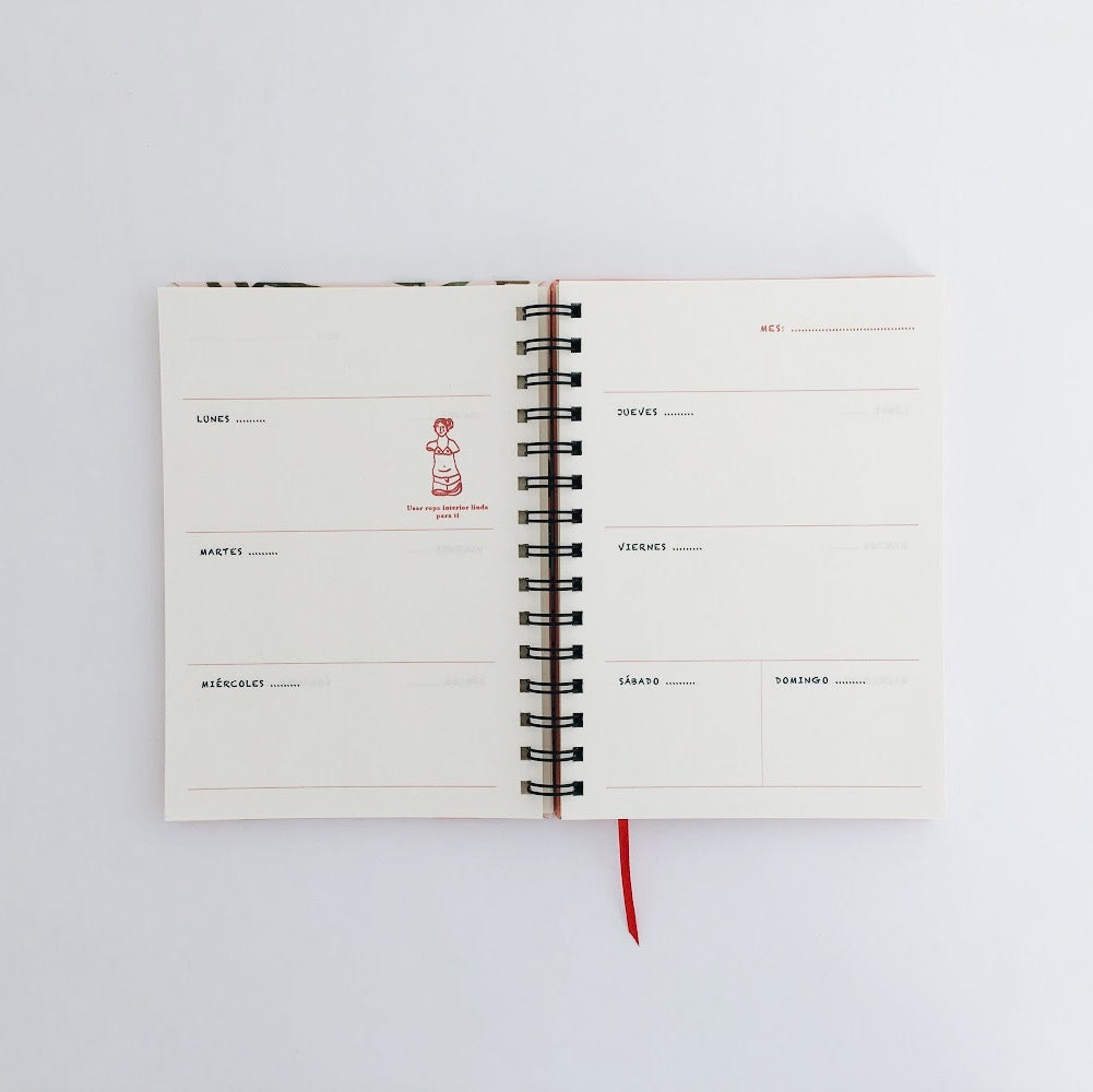 Planner – Stay in Bed
