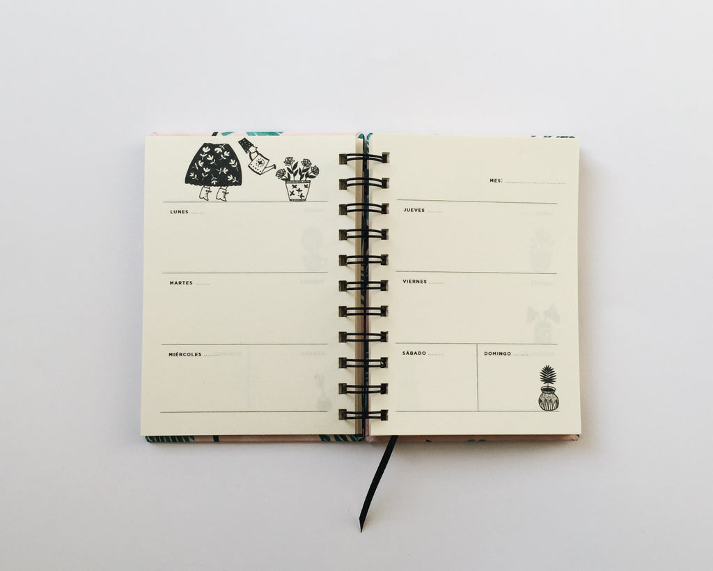 Mini Planner – Crazy Plant Lady