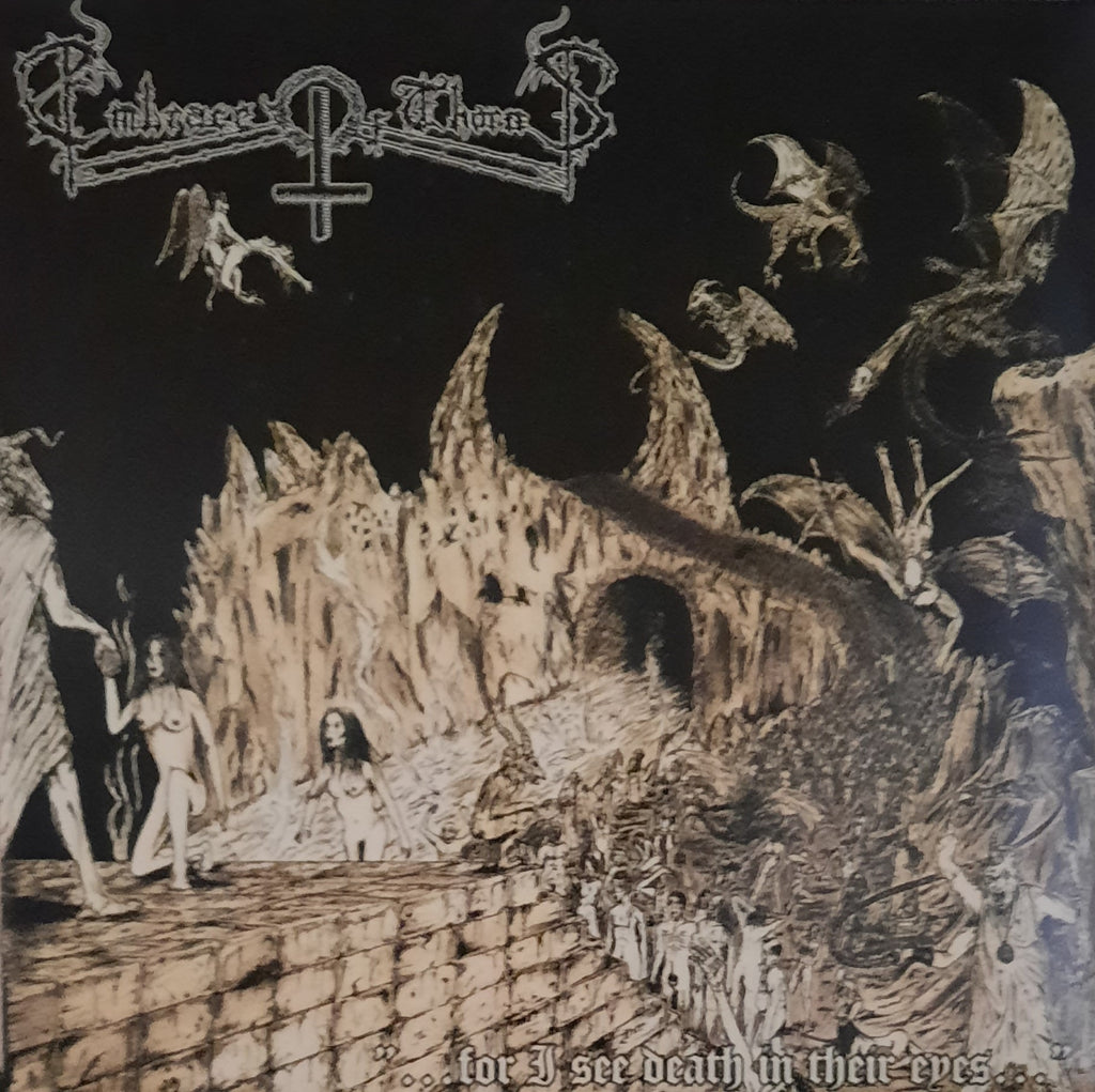 Embrace of Thorns – for I see death in their eyes LP