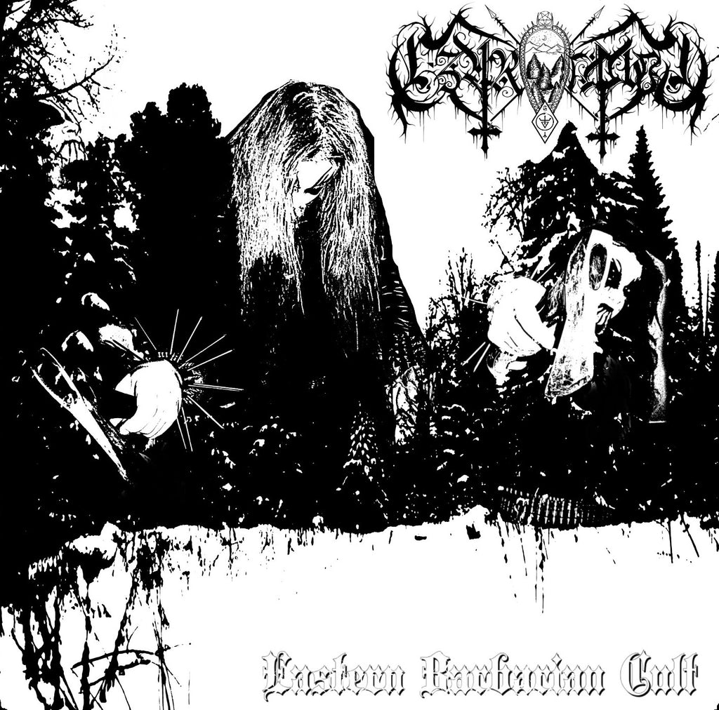 ANP 021 Czarnobog - Eastern Barbarian Cult CD